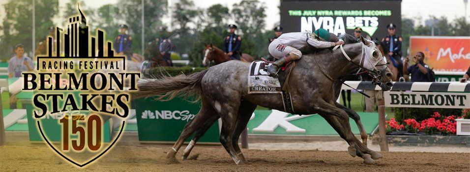 Justify the betting favorite, but far from a sure thing to win Belmont Stakes   News Article by HorseRacingBetting.com